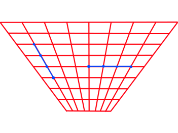 StraightLineFrustum